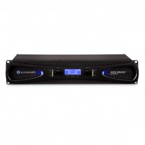 Crown Audio XLS 1502 2-Channel Stereo Power Amplifier (525W at 4 Ohm)