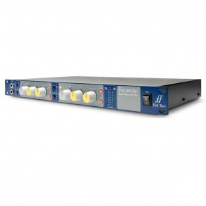 Focusrite ISA Two Mic Preamp Two-Channel Mic/Instrument Preamplifier
