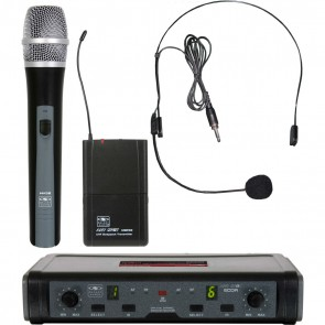 Galaxy ECDR/HHBPSL Wireless Microphone System
