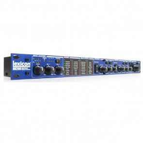 Lexicon MX200 Dual Reverb Effects Processor with Audio Units Software