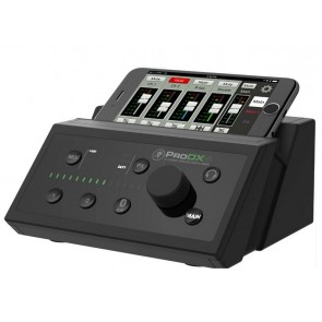 Mackie ProDX4 4-Channel Wireless Mixer