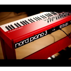 Nord Piano 3 Hammer-action 88-Key Stage Piano with On-board Effects