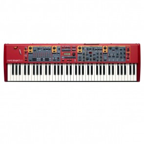 Nord Stage 2 EX Compact Semi-Weighted 73-key Digital Stage Piano
