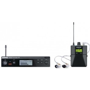 Shure P3TRA215CL (J13) PSM300 Wireless In-Ear Monitoring System