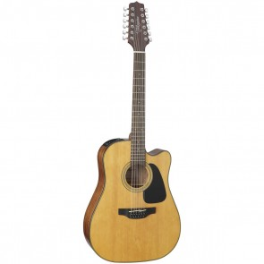 Takamine GD30CE-12NAT Acoustic/Electric Dreadnought 12-String Guitar