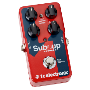 TC Electronic Sub 'N' Up Effects Pedal