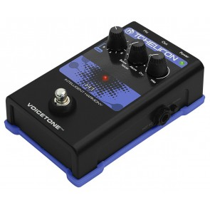 TC Helicon VoiceTone H1 Intelligent Vocal Harmony Effect Pedal